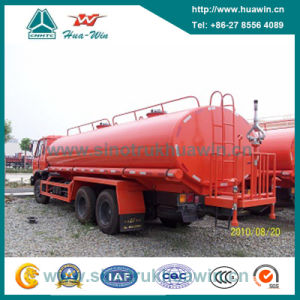 Sinotruk 6X4 Mobile Water Tank 20000 Liter Water Sprinkler Truck pictures & photos