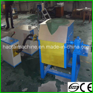 China Gold Melting Electric Induction Furnace pictures & photos