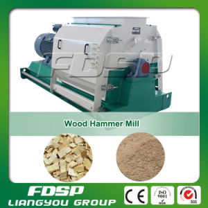Low Investment Hammer Beater Wood Chips Impact Crusher pictures & photos