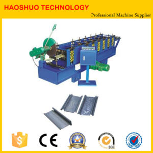 Rolling Shutter Forming Machine / Iron Roller Shutter Door Roll Forming Machine/Garage Door Machine pictures & photos