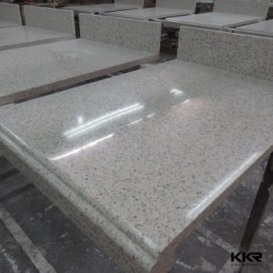 Kingkonree Custom Kitchen Island Solid Surface Kitchen Countertop pictures & photos