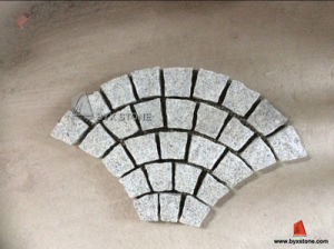 Granite Garden Paving Cobblestones for Landscape Decoration pictures & photos