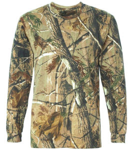 Hunters Long Sleeve T-Shirt Mens All Sizes pictures & photos