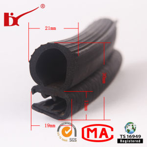 Anti-Aging Auto Windshield Rubber Seal Strip pictures & photos