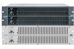 1231 Professional 2 Channel Stereo Graphic Equalizer pictures & photos