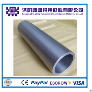 Customized Pure Tungsten Tube for Sputtering Coating pictures & photos