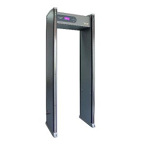 Xyt2101s Archway Door Frame Walk Through Metal Detectors pictures & photos