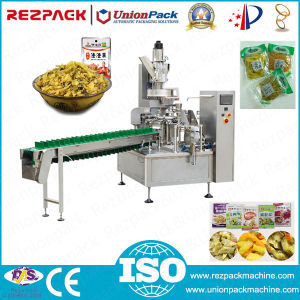 Automatic Pickle Weighing Filling Sealing Machine (RZ6/8-200/300A) pictures & photos