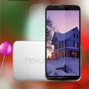 High Quality Tempered Glass Screen Protector for LG Nexus 6