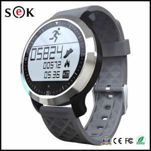 Factory Wholesale Swimming Waterproof IP68 Sport Smart Watch Phone with Fitness Tracker Bracelet Heart Rate Monitor pictures & photos