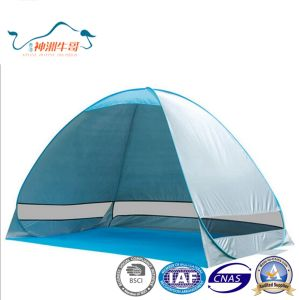 Automatic Pop up Beach Dome Sun Shelter Shady Tent for Beach Camping pictures & photos