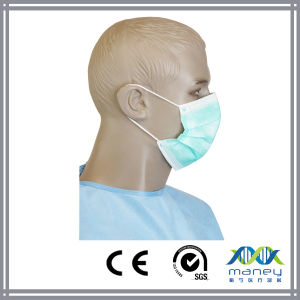 Disposable Surgical Non-Woven Face Mask (MN-8013) pictures & photos