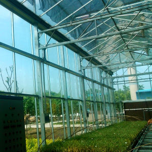 Great Quality with High Tech Commercial Glass Greenhouse pictures & photos