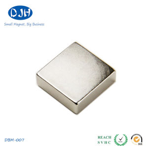 Sintered Rare Earth Block Neodymium Iron Boron NdFeB Magnet pictures & photos
