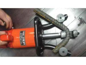 Steel Rod Bender with Rebar Bending Machine Price pictures & photos