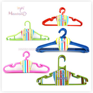 29.5cm Wholesale Plastic Clothes Hanger pictures & photos