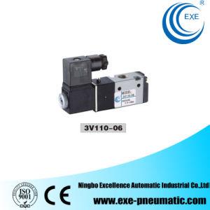 Exe Pneumatic Solenoid Control Valve 3V110-06 AC220V pictures & photos