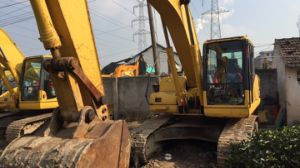 Used Hydraulic Excavator Komatsu PC200-7 for Sale pictures & photos