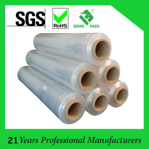 23mic LLDPE Pallet Wrap Film PE Stretch Film (KD-0052) pictures & photos