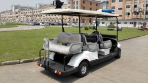 6 Seats Electric Golf Cart for Patrol and Crusier Wholesale pictures & photos