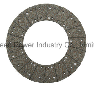 High Quality Auto Clutch Disc Clutch Facing pictures & photos