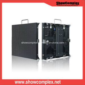 P3.91 Outdoor Die Casting 500X500 Rental Cabinet LED Display Screen pictures & photos