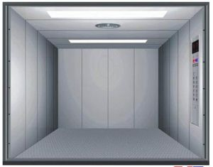 Safe Goods Freight Elevators with Large Capacity