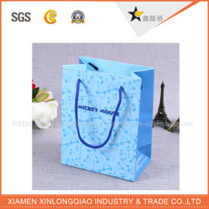 Custom Made High Quality Paper Gift Bag with Handle pictures & photos