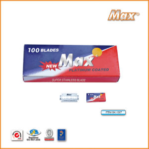 Sharp Stainless Steel Double Edge Razor Blade (SK-1207) pictures & photos