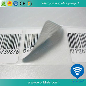13.56MHz Smart Label Mf S50 1kbyte RFID Sticker for Library pictures & photos
