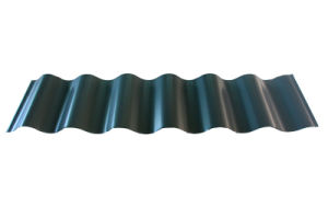 Color Galvanized Corrugated Roofing Sheet for Prefab Houses pictures & photos