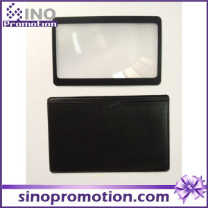 3X Plastic Credit Card Size Cellphone Screen Magnifier
