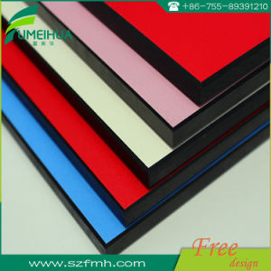 High Pressure Solied Color Laminated Sheet pictures & photos