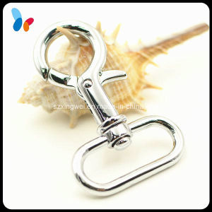 Plating Silver Metal Snap Hook for Bag pictures & photos