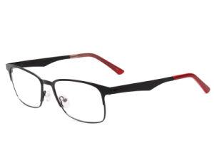 Metal Optical Frame Eyeglass and Eyewear Ready in Stock (JC8025)