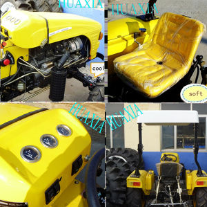 Huaxia 25HP Gardeni Tractor with CE Certifiate Mounted on Tiller/Plough/Loader/Backhoe/Traile pictures & photos