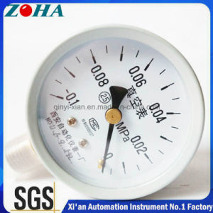 Vacuum Pressure Gauges with Gray Steel Case Can OEM ODM pictures & photos