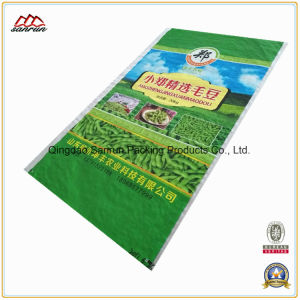 BOPP Film Laminated Plastic PP Woven Seed Bag pictures & photos