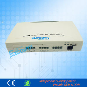 Excelltel PBX Cp308 3 Co Lines 8 Extensions pictures & photos