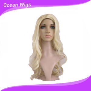 Longer Wavy Synthetic Wig pictures & photos