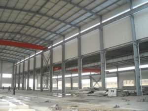 Steel Structure Building for Warehouse and Workshop pictures & photos