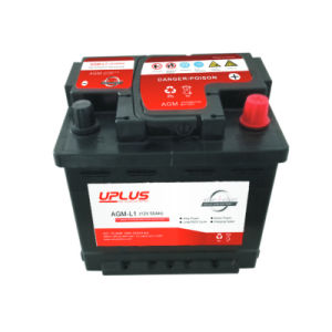 AGM-L1 High Performance Start-Stop Battery Auto Battery pictures & photos
