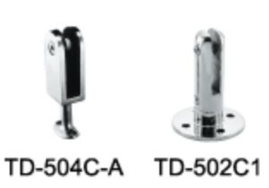 Stainless Steel Hinge Toilet Accessories Td-502c1 pictures & photos