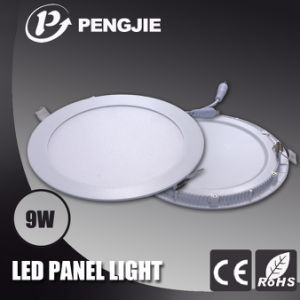 Energy Saving 9W LED Ceiling Panel Light for Home (PJ4026) pictures & photos