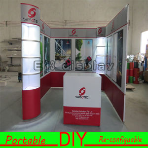 Portable Reusable&Versatile Exhibition Display Booth pictures & photos
