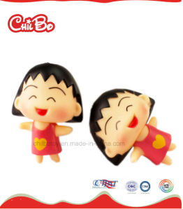 Mini Safe Material Lovely Chi-Bi Maruko Vinyl Toys pictures & photos