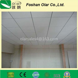 Free Asbestos Thermal Insulation Fiber Cement False Ceiling Board pictures & photos