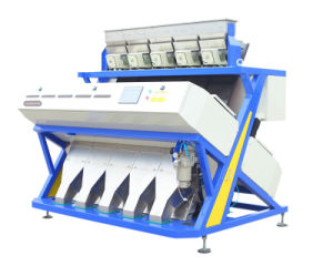 Vsee Color Sorting Machine for Peanut pictures & photos