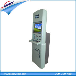 Lobby Self Service Payment with Intelligent Queue Management Kiosk pictures & photos