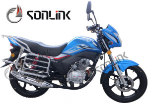 125/150cc Street Disc Brake Alloy Wheel Racing Bike Motorbike (SL125-P1) pictures & photos
